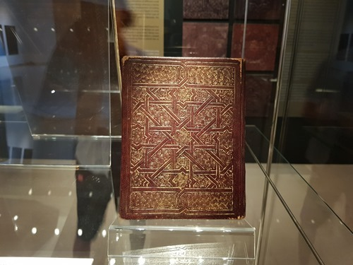A special exhibition on bookbinding