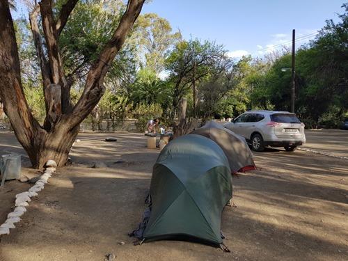 Camping in Graaff-Reinet