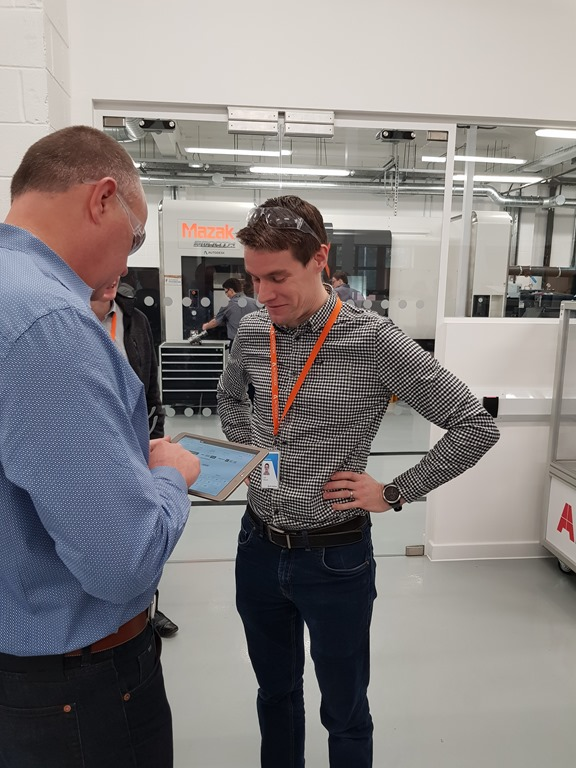 A visit to Autodesks Advanced Manufacturing Facility in the
