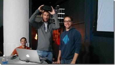Michael, Torsten and Lars