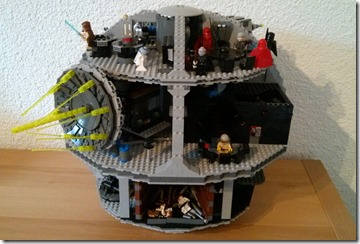 My LEGO Death Star