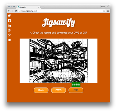 Download tooltip on Jigsawify.com