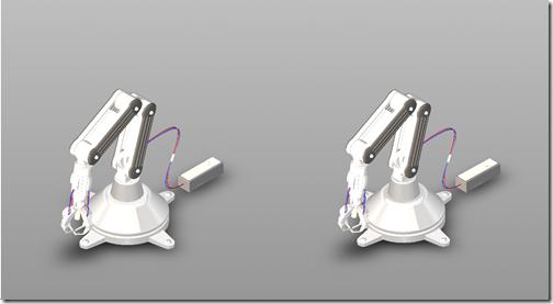Prototype VR viewer