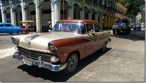 An American Classic in Cuba