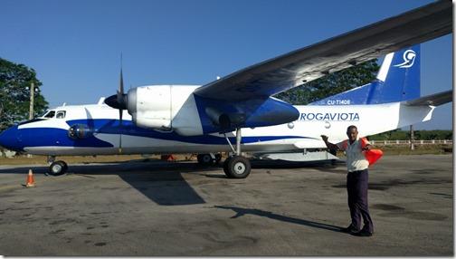 Our Antonov An-26