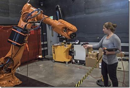 Taming robots
