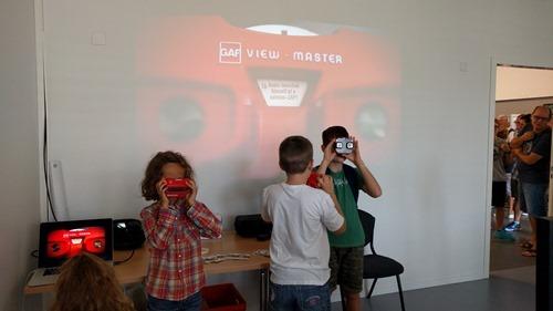 Kids still love View-Masters