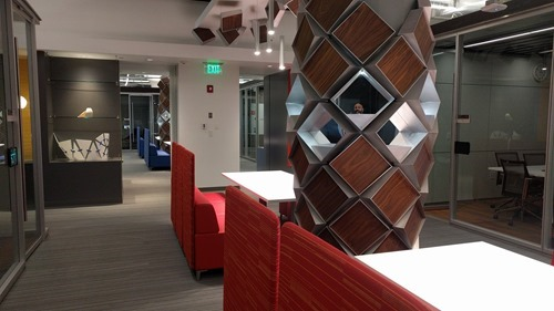 The Autodesk Boston office