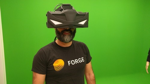 5K VR is coming