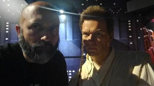 Kean and Obi-Wan