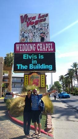 The Viva Las Vegas Wedding Chapel