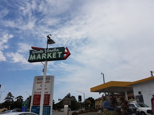 Our local market