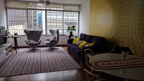 Our Airbnb close to Paulista Avenue