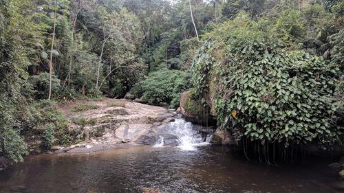 A pool near Paraty