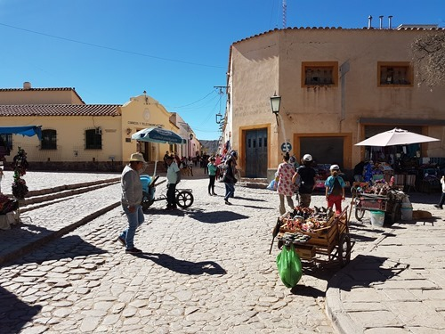 Downtown Humahuaca