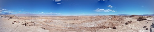 La Cordillera de la Sal