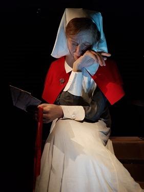Staff Nurse Lottie Le Gallais - front
