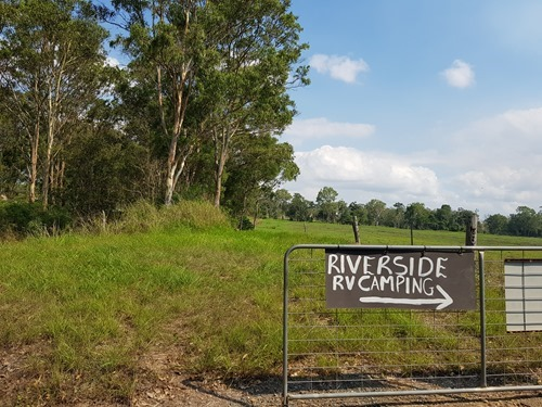 Riverside RV camping in Ilbilbie