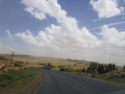 Leaving Maseru