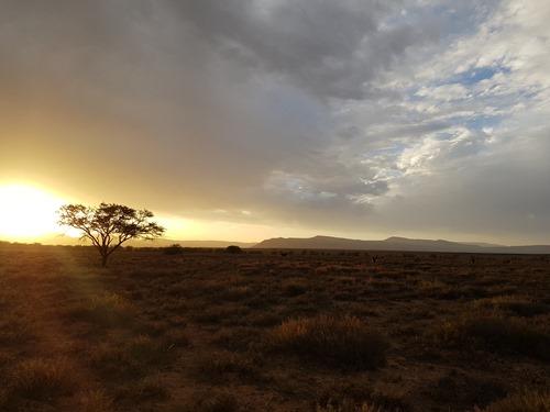 Camdeboo at sunset