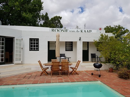 Our B&B in Swellendam