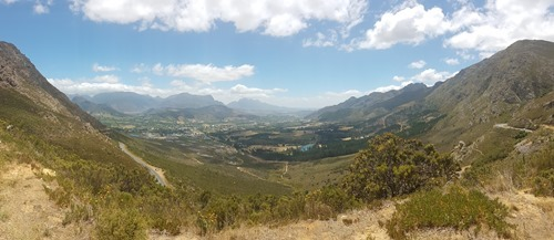 The Franschhoek Pass
