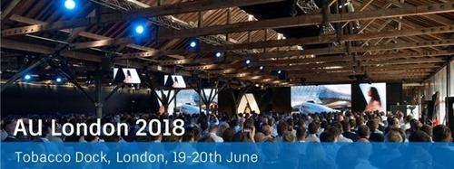 AU London 2018