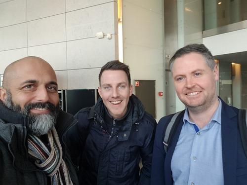 Kean, Jelmer Frank and Dieter