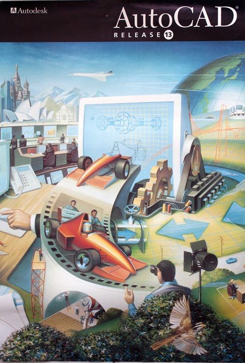AutoCAD Release 13