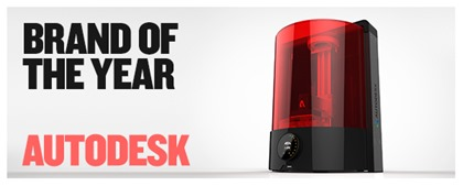 3DPrintshow's 2014 Brand of the Year