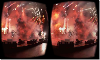 Paul McCartney's VR concert