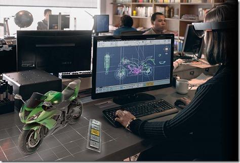 HoloLens and AutoCAD