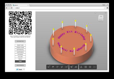 Vrok-it model for TtIf's birthday