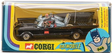 Corgi 1960's Batmobile