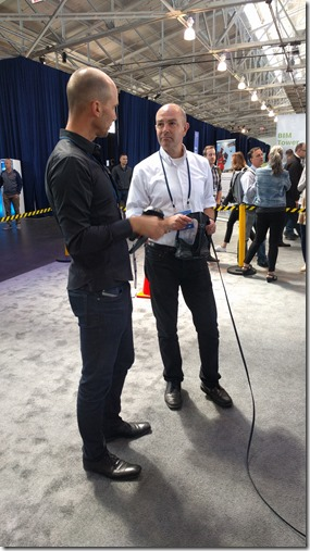 Merten talking to Chris Anderson about VR