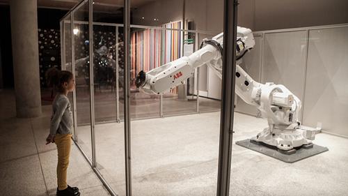 Mimus at the Design Museum