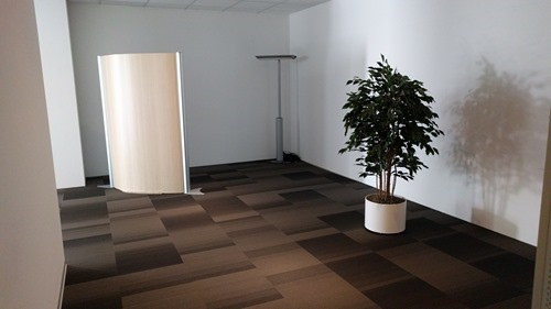 The original space