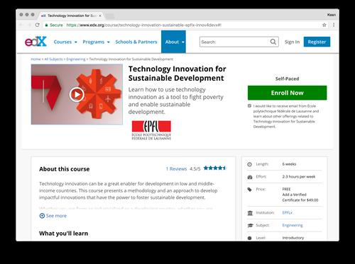 EssentialTech MOOC