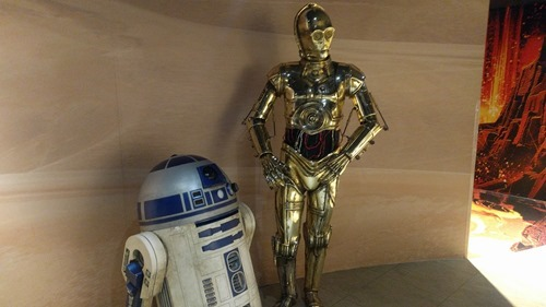 R2D2 and C3PO