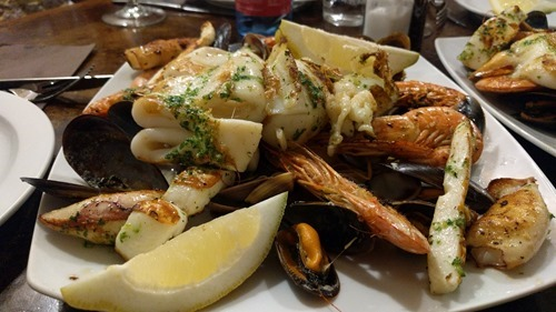The food I want in Barcelona