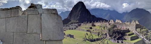 Gorgeous stonework everywhere you look
