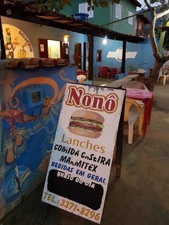 Nono's in Paraty