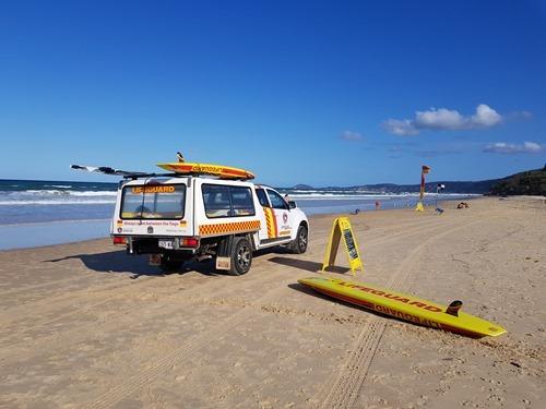The lifeguard's kit