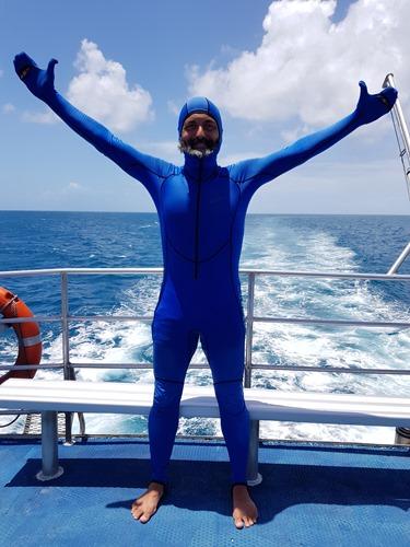 The Blue Man show