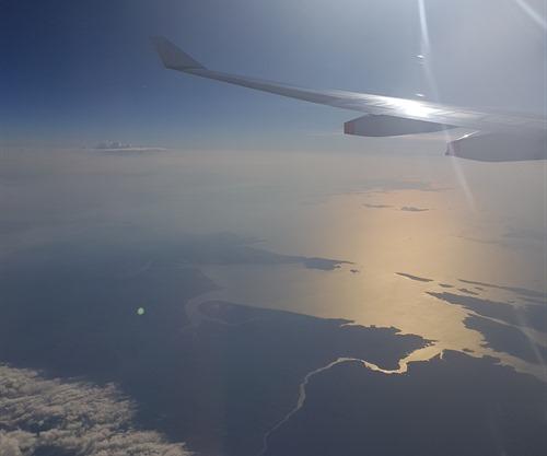 Leaving Australia