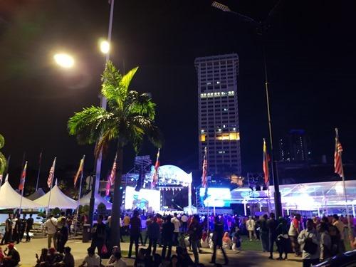Opening of the Expo Nagaraku 2017 by Malaysia's Prime Minister, Najib Razak