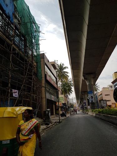 The Bangalore Metro