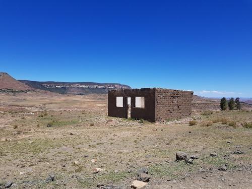A remote ruin