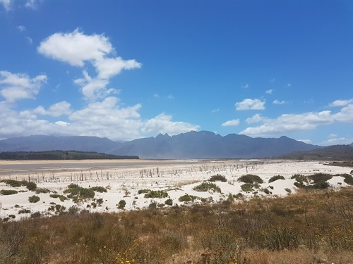 The Theewaterkloofs dam
