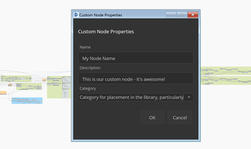 Custom Node Properties